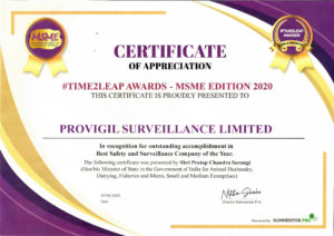 PROVIGIL-MSME-2020-CERTIFICATE-OF--APPRECIATION